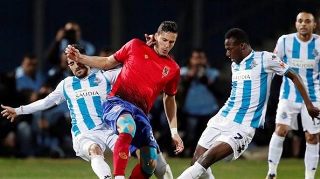تفاصيل الصراع الجديد بين الأهلي وبيراميدز في الدوري المصري